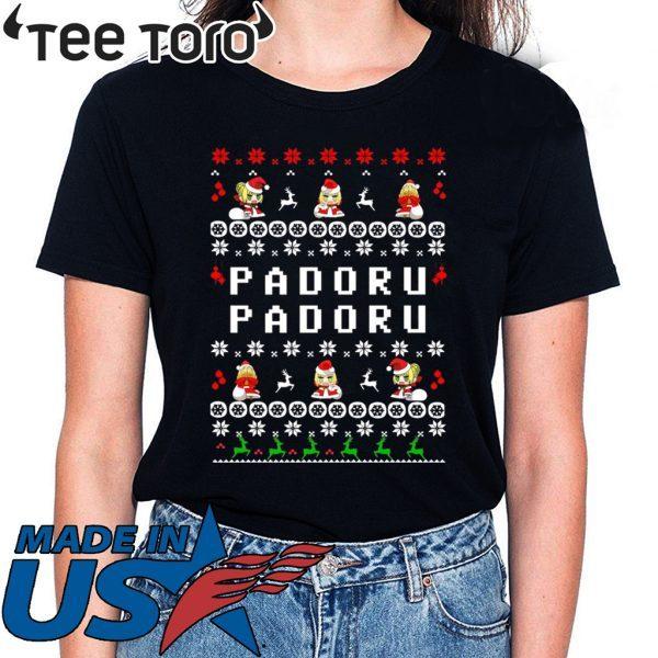 Padoru Padoru Christmas Tee Shirt