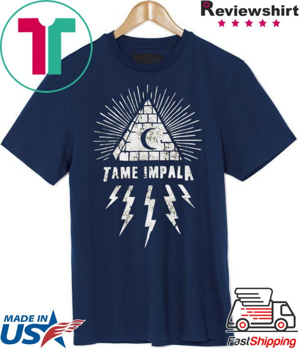 Tame impala merch PYRAMID Unisex SHIRT