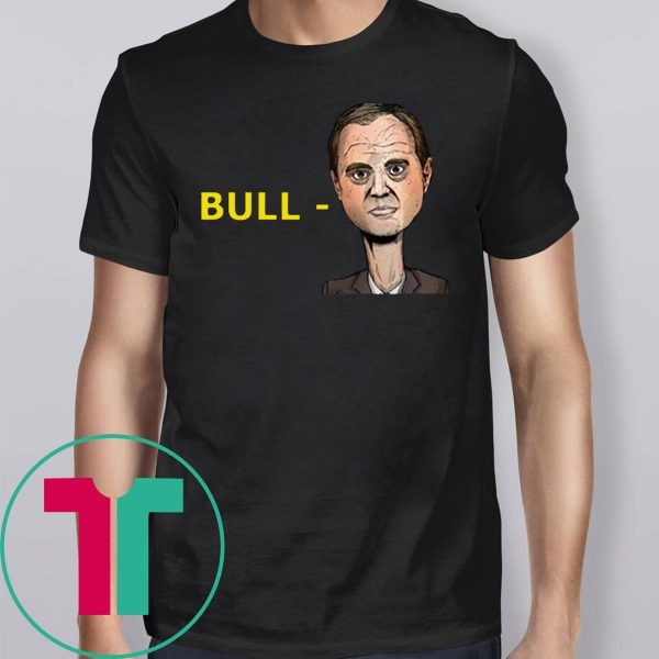 """Bull-Schiff"" Shirt Donald Trump"
