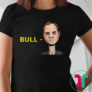 """Bull-Schiff"" Shirt Donald Trump"