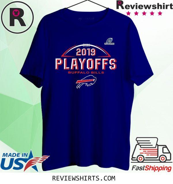 Buffalo Bills 2019 Playoffs T-Shirt