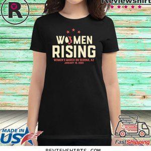 Women's March 2020 Sedona AZ Shirt