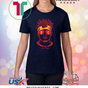 15 Patrick Mahomes Chiefs Future So Bright Tee Shirt