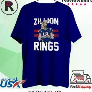 ZILLION RINGS CLASSIC SHIRTS