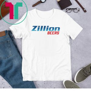 Zillion Beers NL 2020 Shirts