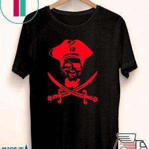 12 Tampa Brady Shirt