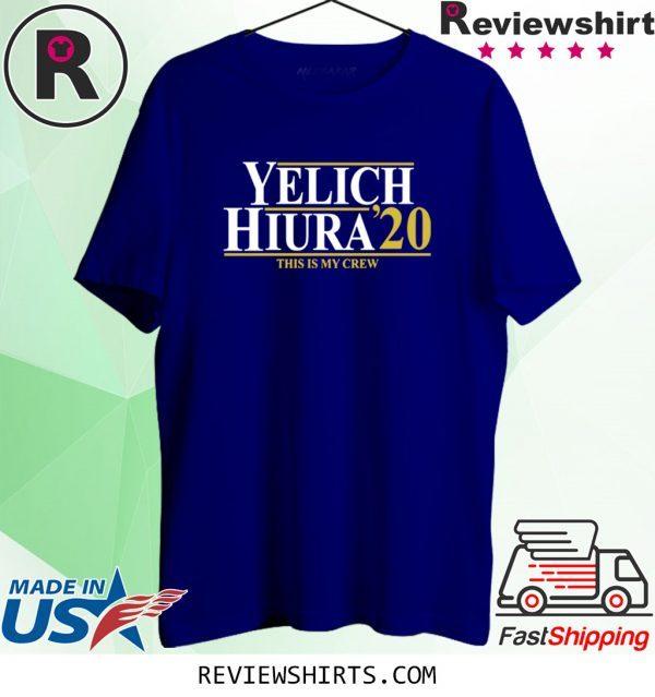 Yelich Hiura 2020 Unisex TShirt