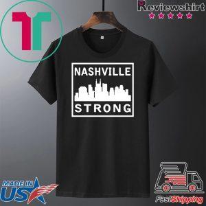 #nashvillestrong Tennessee Tornado T-Shirt