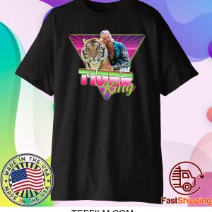 #JoeExotic – Joe Exotic 2020 Tiger King Shirt – Joe Exotic Shirt – Joe Exotic Retro T-Shirt
