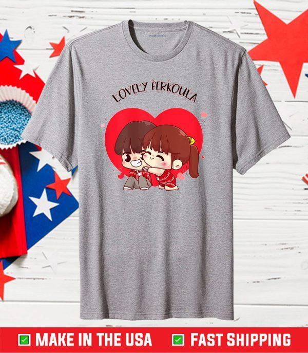 """I Love You"" T-Shirt Dedicated to Wife Classic T-Shirt"